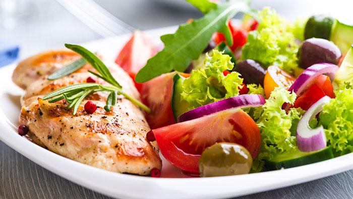 1600 Kalorilik Beslenme Programı