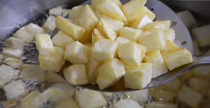 Patatesli Arnavut Ciğeri Nasıl Yapılır