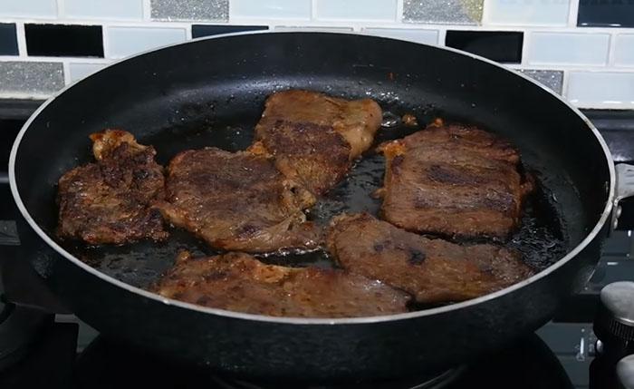 Tavada Biftek Nasıl Kızartılır