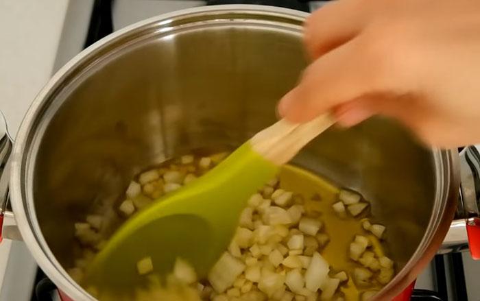 Zeytinyağlı Barbunya Yemeği Yapılışı