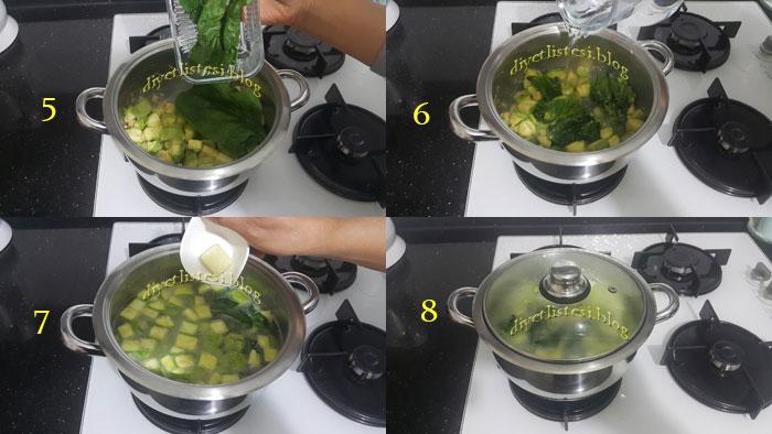 DKabak Çorbası Yapılışı diyet