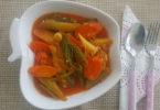 Pırasa Yemeği Sulu