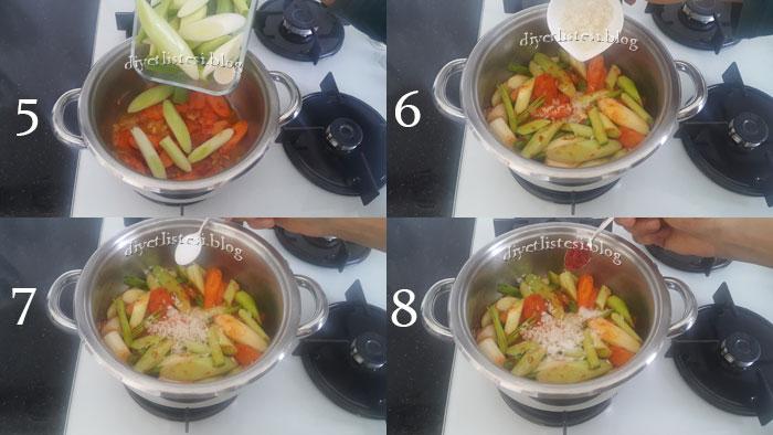 Sulu Pırasa Yemeği Yapılışı