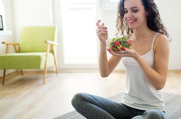 Günlük 900 Kalorilik Diyet