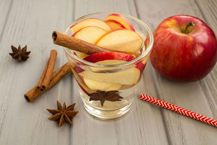 metabolizmayı hızlandıran elma tarçın suyu
