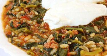 Diyet Ispanak Yemeği tarifi, Diyet Ispanak Yemeği yapılışı, Diyet Ispanak Yemeği nasıl yapılır