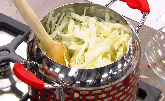 Diyet Lahana Çorbası Yapılışı