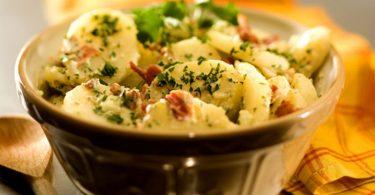 Kolay Patates Salatası Nasıl Yapılır