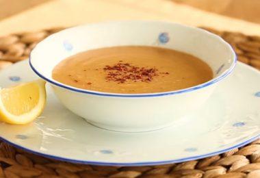 Kırmızı Mercimek Çorbası Nasıl Yapılır