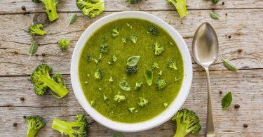 Brokoli Çorbası Sade