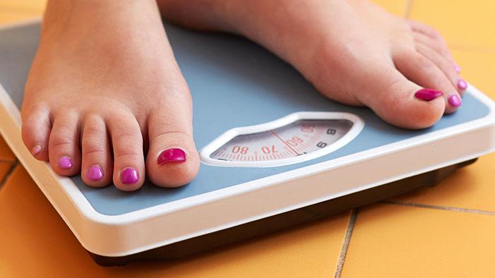 Bir haftada 3 kilo verdim