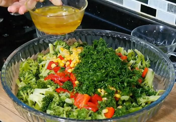 limonlu brokoli salatası
