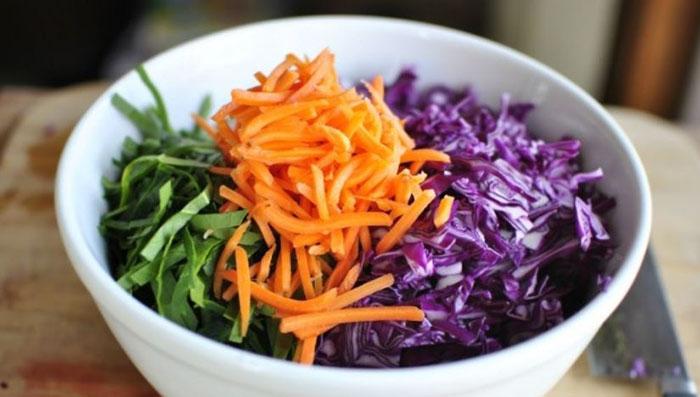 Mevsim Salata, Kalori, kaç kalori, 1 porsiyon