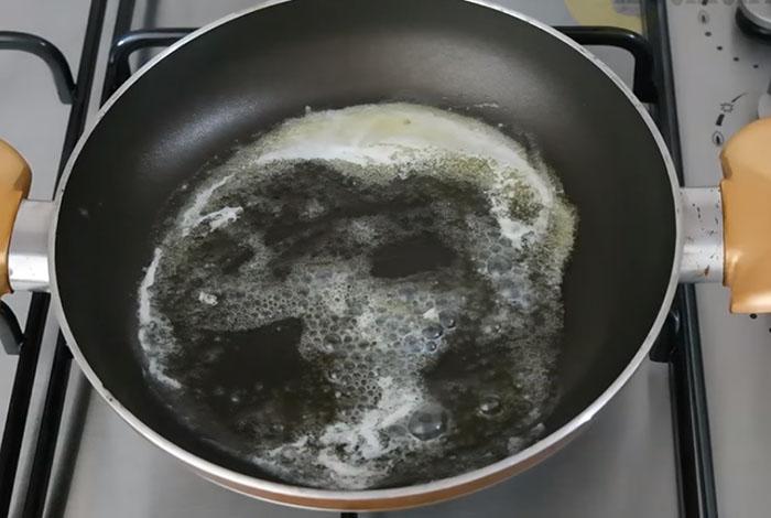 Omlet Tarifi Peynirli