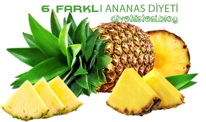 diyette ananas