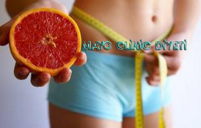 Mayo Clinic Diyeti Nasıl Yapılır? Kaç Kilo Verilir?