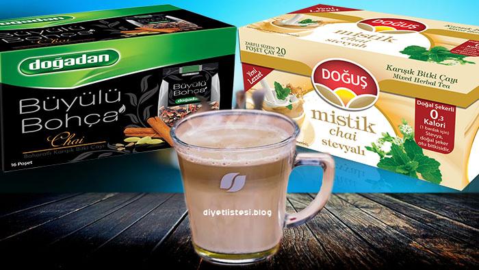 Mistik Çayı, mistik çay