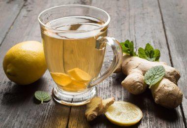 Zencefil Bitki Çayı
