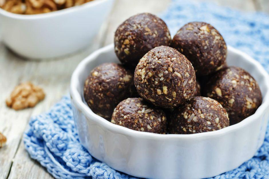Kakaolu Yulaf Kepeği Topları İle Talı Krizlerine Diyet Çözüm