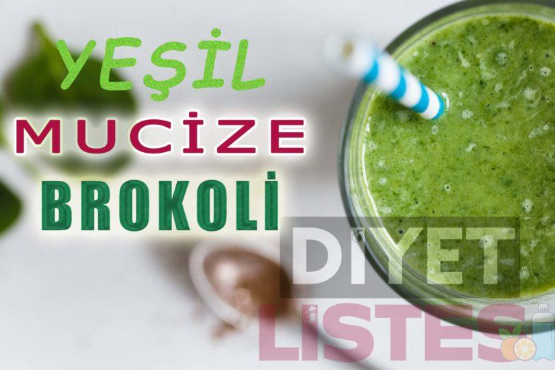 Yeşil Mucize Brokoli